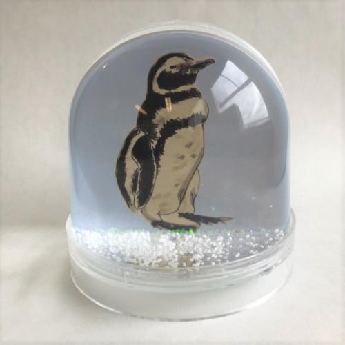 snowglobe-pinguin