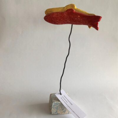 gekuksvisje-madou-rood