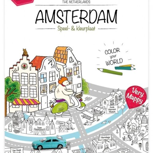 very mappy amsterdam