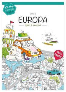very mappy europa
