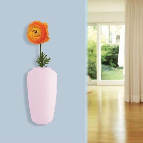 wandvaas-roze